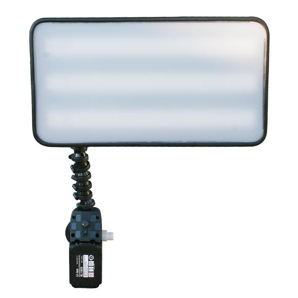 LED Ausbeullampe, 18 Zoll dimmbar