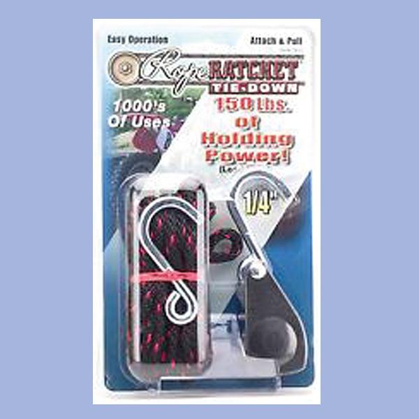 Seilspanner (rope ratchet) 1/4 Zoll