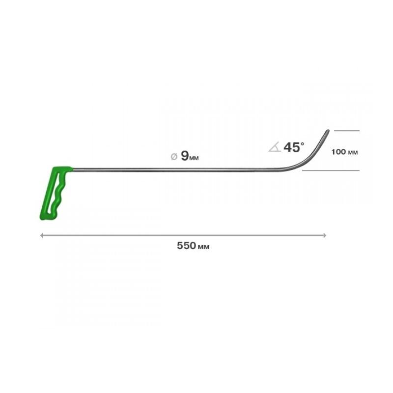 Richthaken, L = 560 mm