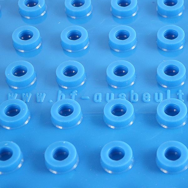 Silikonmatte für Klebepads