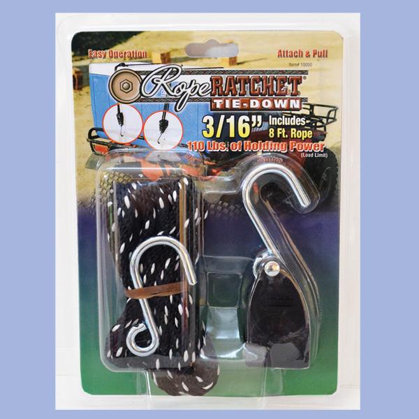 Seilspanner (rope ratchet) 3/16 Zoll