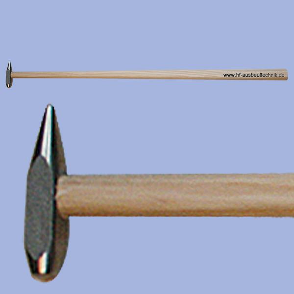 Hammer mit normalen Kopf und langem Stiel