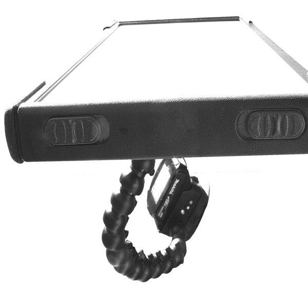 LED Ausbeullampe mit elektrischen Pumpsaugfuß, 20 Zoll, dimmbar