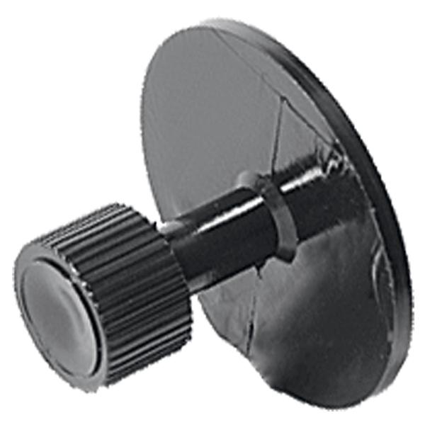 Klebepad mit glatter Oberfläche, d = 32 mm, rund