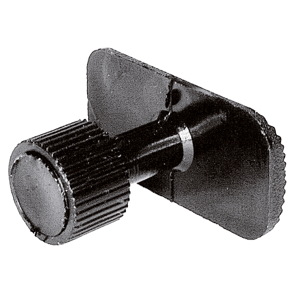 Klebepad mit rauer Struktur, d = 32 mm, rechteckig/gewölbt