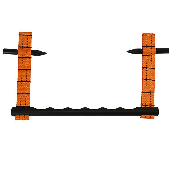 Dachlager mit Stange (breite Auflage)