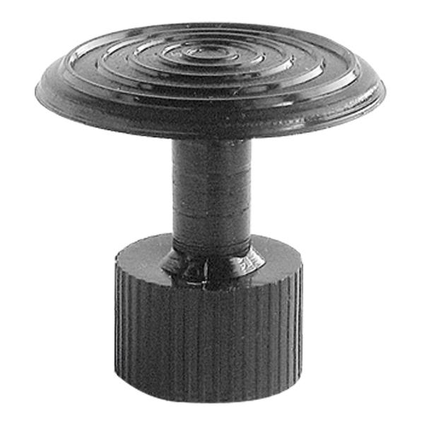 Klebepad mit Rillenstruktur, d = 22 mm