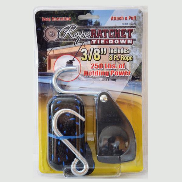 Seilspanner (rope ratchet) 3/8 Zoll