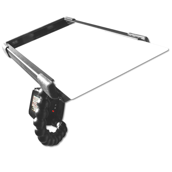 LED Ausbeullampe mit elektrischen Pumpsaugfuß, 14 Zoll, dimmbar